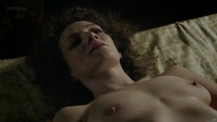 Clémence Poésy nude brief topless and sex and Kata Petro nude topless and sex - Birdsong 1x2 hd720p