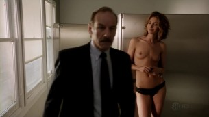 Dawn Olivieri nude topless from House Of lies s1e7 hd720p8
