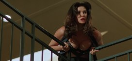 Demi Moore sex oral and sexy in lingerie- Disclosure (1994) hd1080p (9)