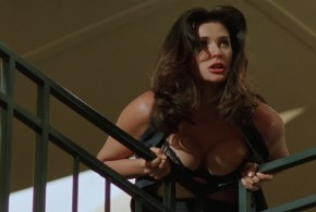 Demi Moore sex oral and sexy in lingerie- Disclosure (1994) hd1080p