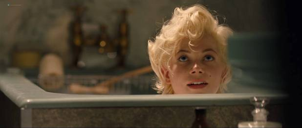 Michelle Williams hot Emma Glover butt naked - My Week With Marilyn (2011) HD 1080p (2)
