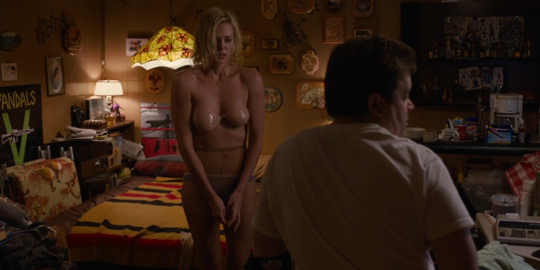 Charlize Theron striping to panties and bra and sex - Young Adult (2011) hd1080p