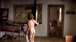 Irina Björklund nude full frontal sex and nude skinny dipping from - Minä ja Morrison (2001) (5)