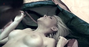 Jacqui Holland nude topless in - Monsters In The Woods (2012)