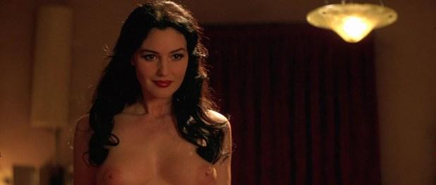 Monica Bellucci nude topless sex in - Malena (2007) 1080p 12