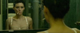Rooney Mara naked rough sex oral and lesbian - The Girl with the Dragon Tattoo (2011) hd1080p (2)