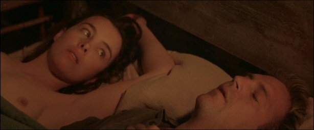 Olivia Williams nude and sex - The Postman (1997) hd1080p (1)