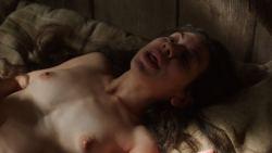 Carice van Houten nude bush, Sahara Knite and Amy Dawson nude sex- Game Of Thrones (2012) s2e2 HD 1080p (6)