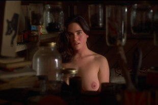 Jennifer Connelly nude topless in – Inventing the Abbotts (1997) hd1080p