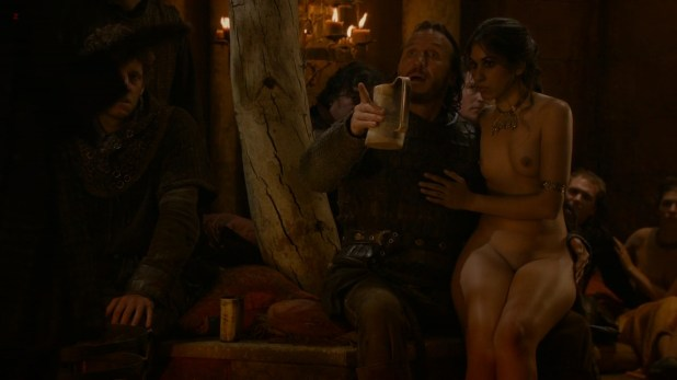 "Sahara Knite nude in ""Game of Thrones"" s2e9 hd720p"