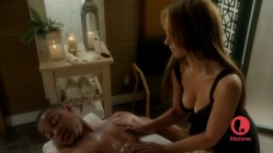 Jennifer Love Hewitt sexy and hot cleavage in lingerie - The Client List s1e9 hd720p (12)