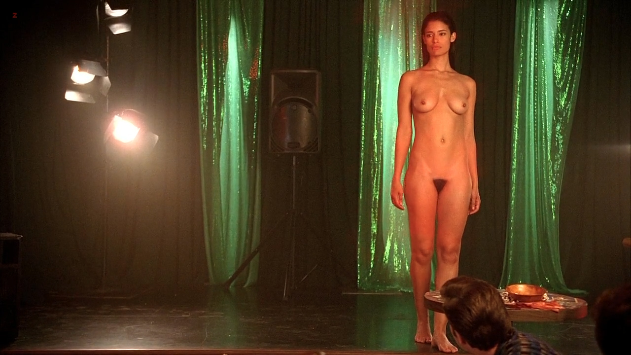 Jessica Clark full frontal nude - topless and bush from - True Blood s5e7 hd720p (1)