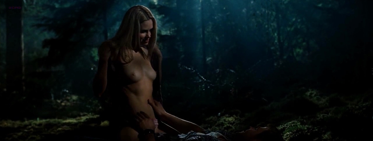 Anna Hutchison nude topless sex outdoor from - The Cabin in the Woods (2012) hd1080p (12)