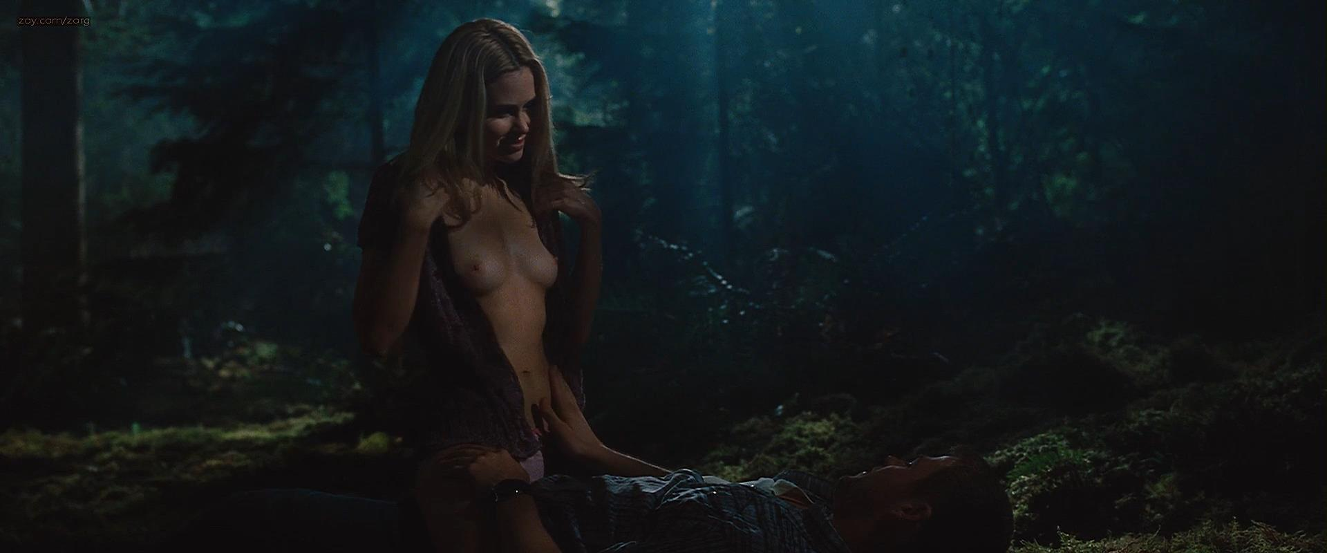 Anna Hutchison nude topless sex outdoor from - The Cabin in the Woods (2012) hd1080p (10)
