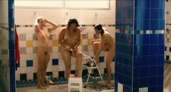 Michelle Williams nude and Sarah Silverman nude both full frontal - Take This Waltz (2011) hd1080p (8)