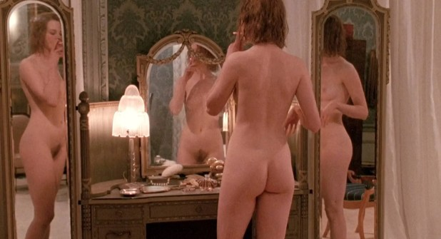 Nicole Kidman naked and full frontal nude in - Billy Bathgate 1991 HD 1080p BluRay (11)