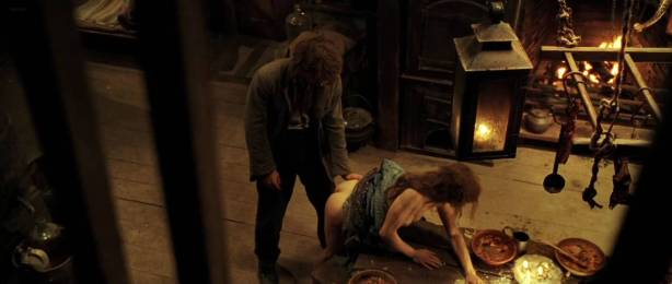 Nicole Kidman nude butt and sex Melora Walters naked sex - Cold Mountain (2003) HD 1080p (3)
