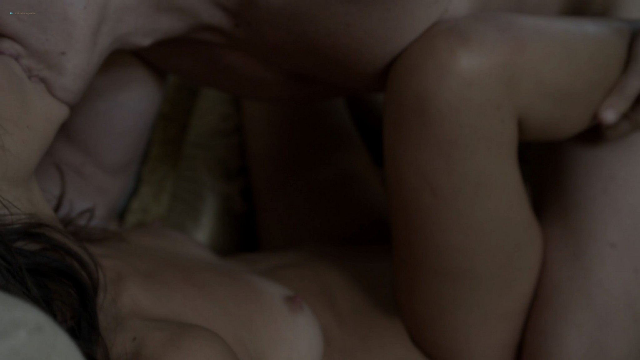 Hannah Ware nude and very hot sex in- Boss s2e8 (2012) HD 1080p (6)