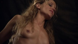 """Ellen Hollman nude and some wild sex action in 'Spartacus"""" s3e1 (2013) hd720p"""