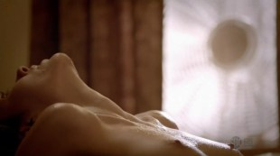 Emmy Rossum nude topless and sex and Stephanie Fantauzzi nude topless  - Shameless s3e5 (2013) hd720p