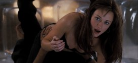Alexis Bledel hot sexy nice cleavage from Post Grad (2009) hd1080p. (9)