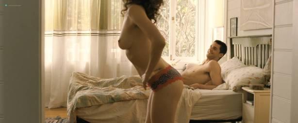 Bojana Novakovic nude topless, Rachel Griffiths and Kate Beahan all nude - Burning Man (AU-2011) HD 1080p BluRay (16)