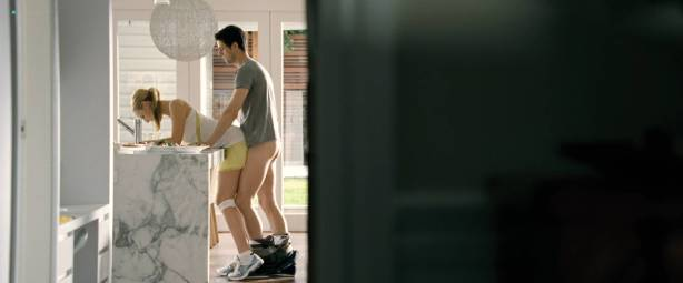 Bojana Novakovic nude topless, Rachel Griffiths and Kate Beahan all nude - Burning Man (AU-2011) HD 1080p BluRay (5)