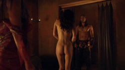 Ellen Hollman and Gwendoline Taylor full frontal nude in - Spartacus (2003) s3e3 hd1720p (4)