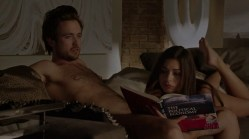 Stephanie Fantauzzi nude oral sex with a guy from - Shameless s3e5 (2013) hd720p