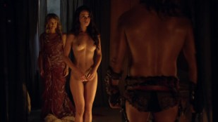 Ellen Hollman and Gwendoline Taylor full frontal nude in - Spartacus  (2003) s3e3 hd1720p