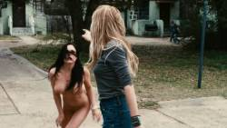 Amber Heard hot Christa Campbell and Charlotte Ross nude full frontal - Drive Angry (2011) HD 1080p BluRay (12)