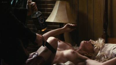 Amber Heard hot Christa Campbell and Charlotte Ross nude full frontal - Drive Angry (2011) HD 1080p BluRay (5)