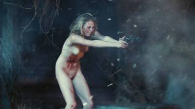 Amber Heard hot Christa Campbell and Charlotte Ross nude full frontal - Drive Angry (2011) HD 1080p BluRay (2)