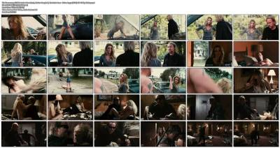 Amber Heard hot Christa Campbell and Charlotte Ross nude full frontal - Drive Angry (2011) HD 1080p BluRay (1)