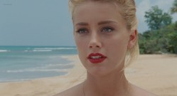 Amber Heard nude brief nipple sexy and ultra hot in - The Rum Diary (2011) hd1080p (10)