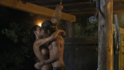 America Olivo nude sex in the car and shower - Circle (2010) hd1080p (2)