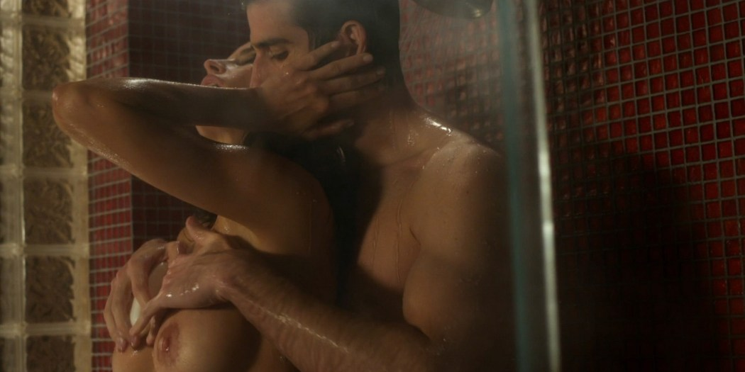 Ana Alexander nude sex in shower and threesome with Jayden Cole - Chemistry (2011) s1e2 HD 1080p (4)