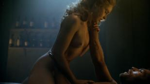 Anna Hutchison naked in Spartacus s3e8 hd720p video