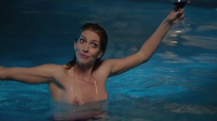 Dawn Olivieri nude skinny dipping Nia Long hot and sexy  - House of Lies S02E09 (2013) hd720p