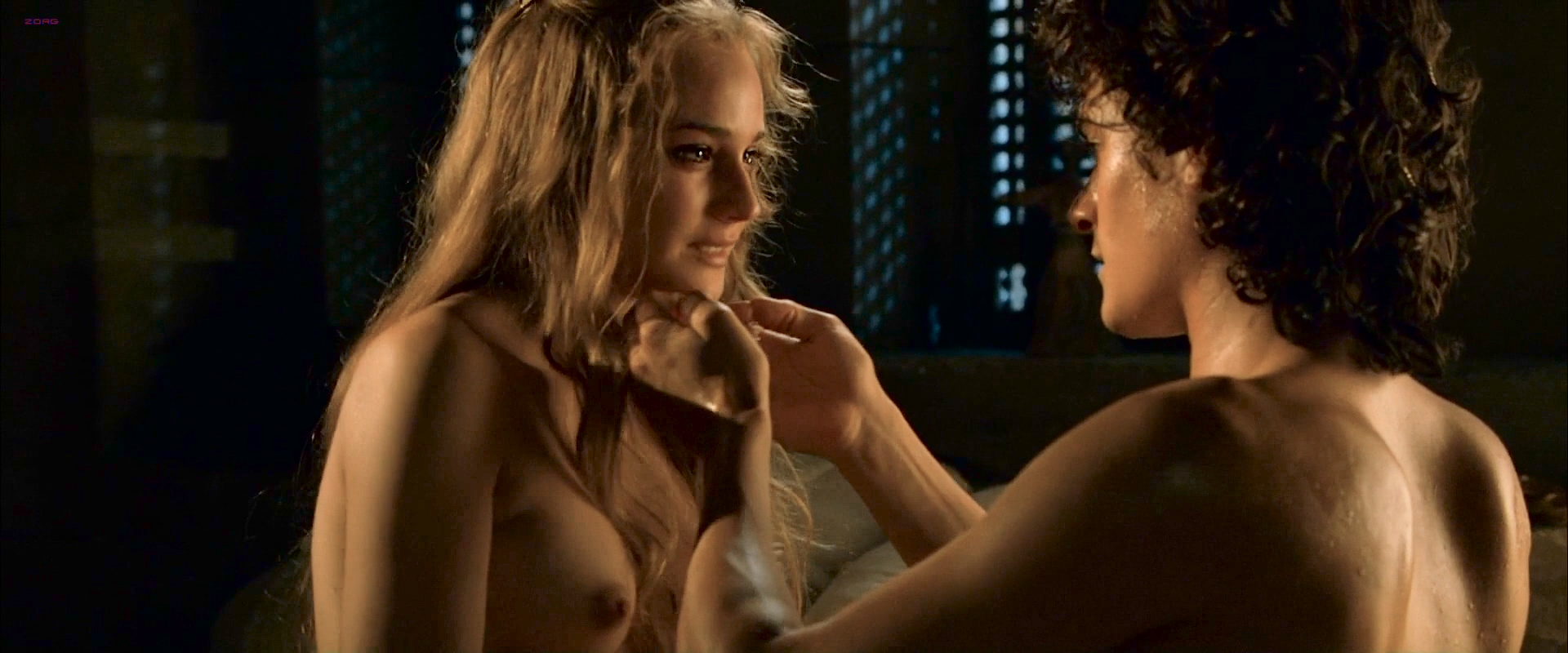 Diane Kruger Nude Topless And Nude Butt In - Troy Director -8167
