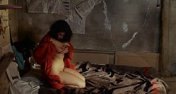 Emmanuelle Escourrou nude full frontal - Baby Blood (FR-1990) (1)