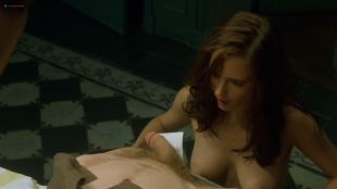 Eva Green nude full frontal explicit  and sex threesome in - The Dreamers (2003) hd1080p BluRay