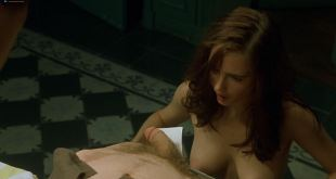 Eva Green nude full frontal explicit and sex threesome in - The Dreamers (2003) hd1080p BluRay (18)