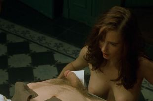 Eva Green nude full frontal explicit  and sex threesome in – The Dreamers (2003) hd1080p BluRay