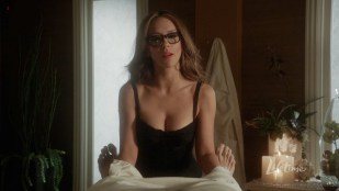 Jennifer Love Hewitt hot and sexy in lingerie from - The Client List s1e3 hd720p