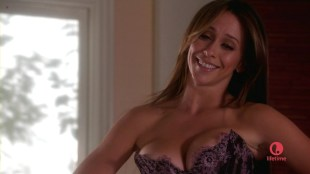 Jennifer Love Hewitt hot sexy cleavage from - Client List s2e2 (2013) hd720p
