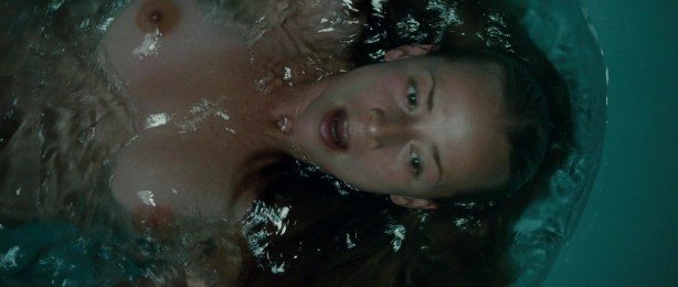 Karine Vanasse nude topless in the shower and bath in - Switch (2011) hd1080p
