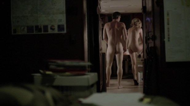 Kathleen Robertson nude having sex and butt naked from Boss s1e4 hd1080p video edit1
