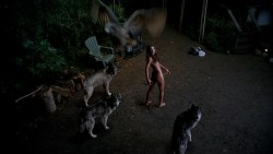 Kelly Overton nude butt naked - True Blood s5e1 hd720p (6)