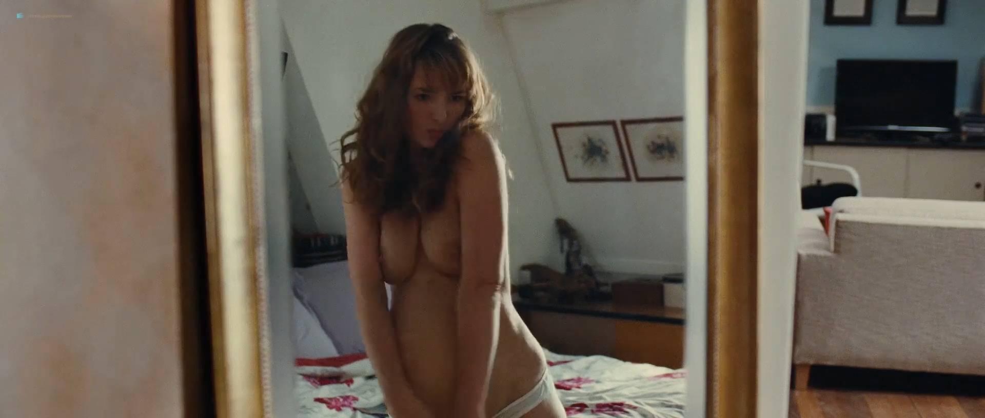Louise Bourgoin nude and pregnant in - Unheureux événement (FR-2011) HD 1080p (11)